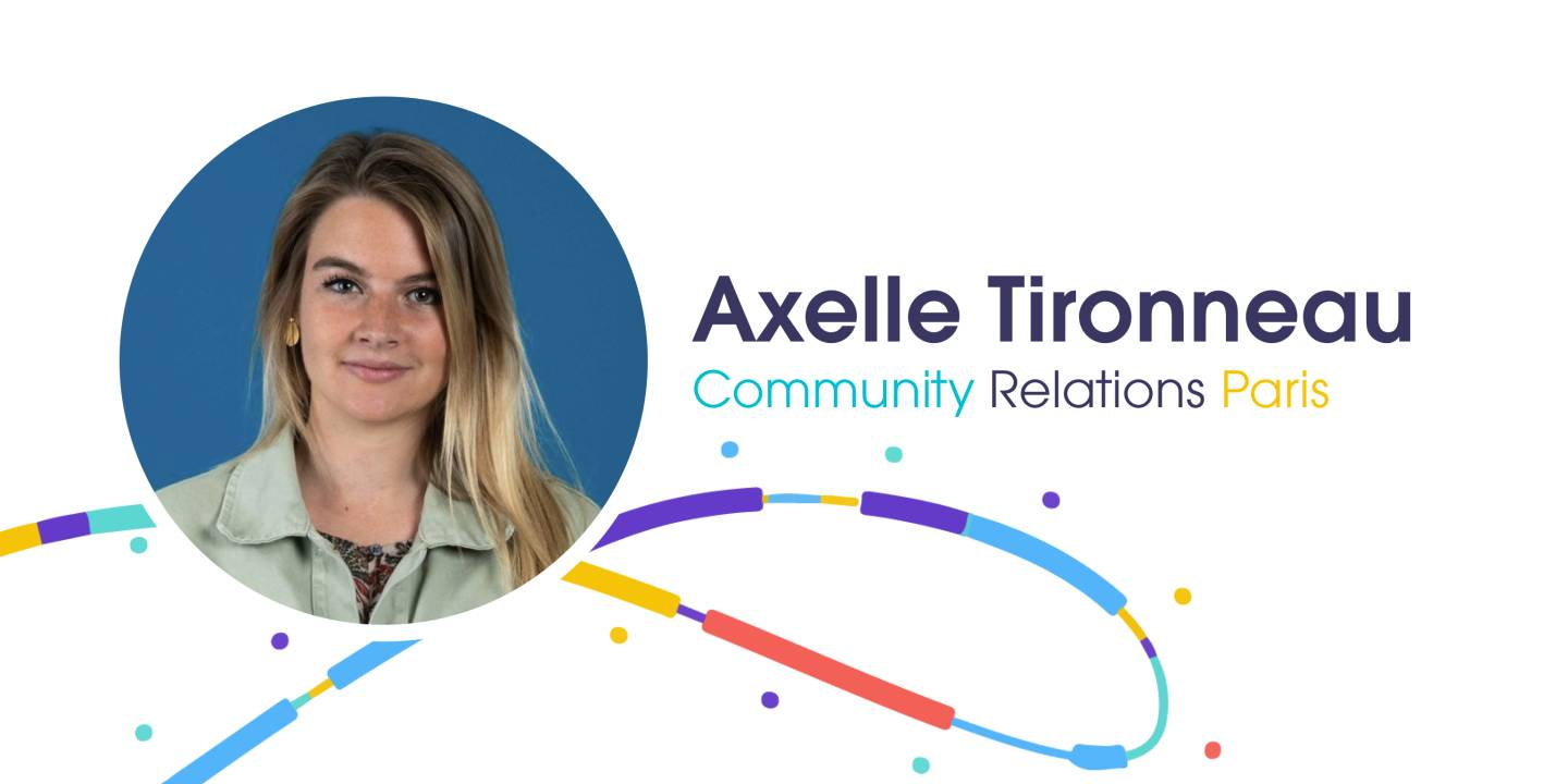 Axelle, Community Relations at Meero