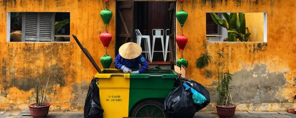 The Wonder of Waste - WasteAid photo competition 2018