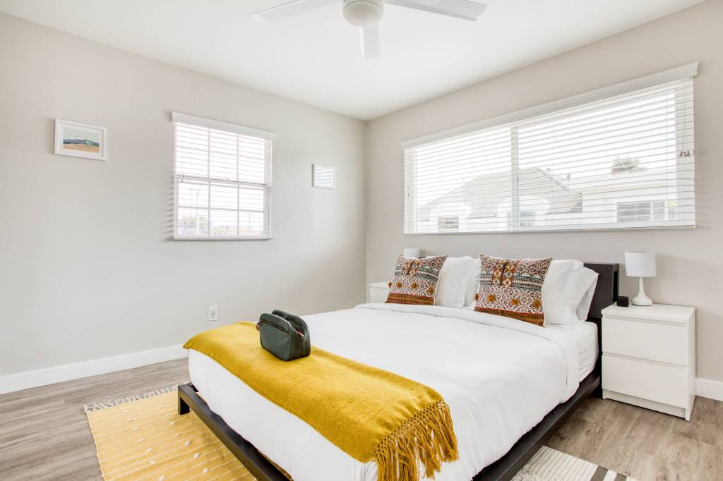 Real Estate Photo of a bedroom