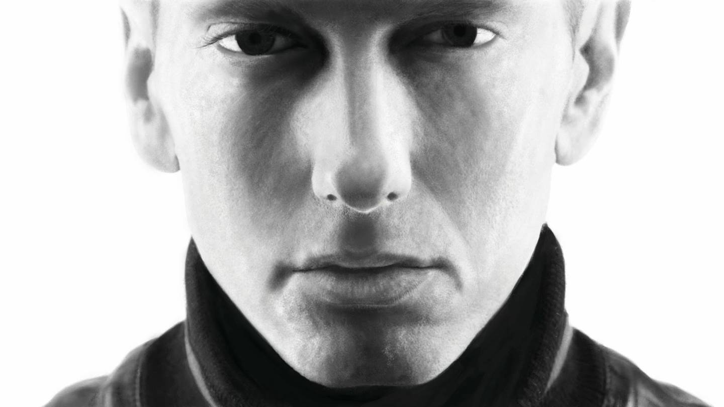 Eminem Speed Painting Artwork