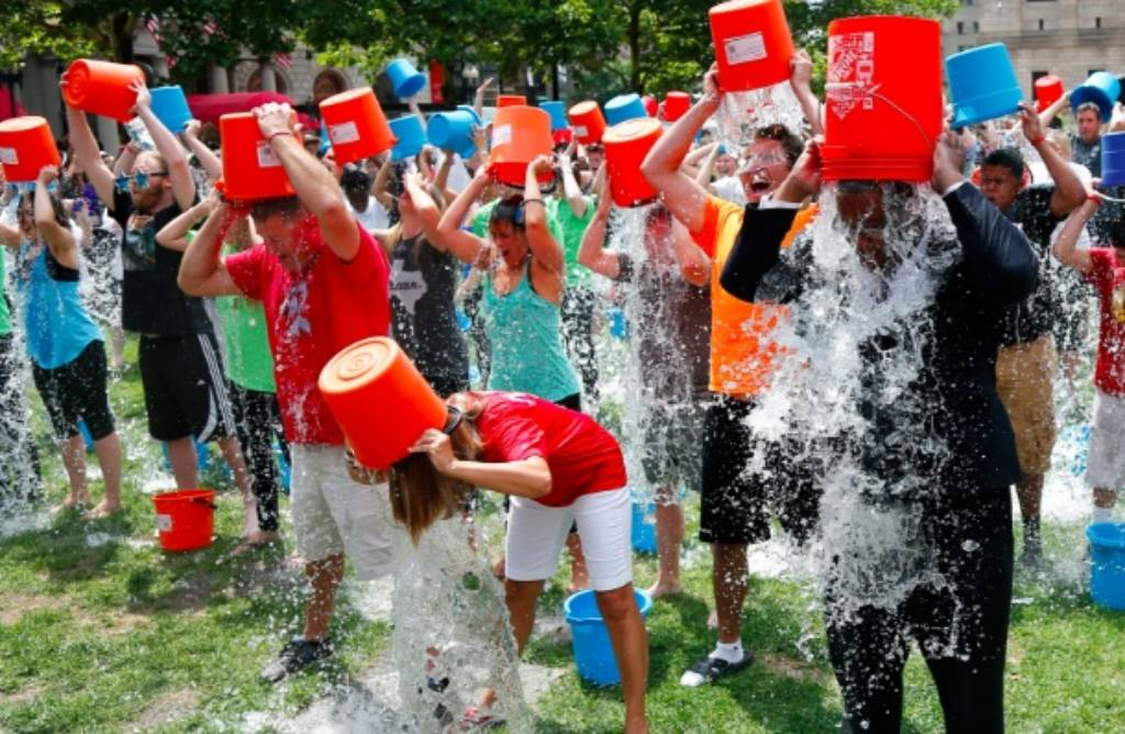 Time Magazine Bucket Challenge