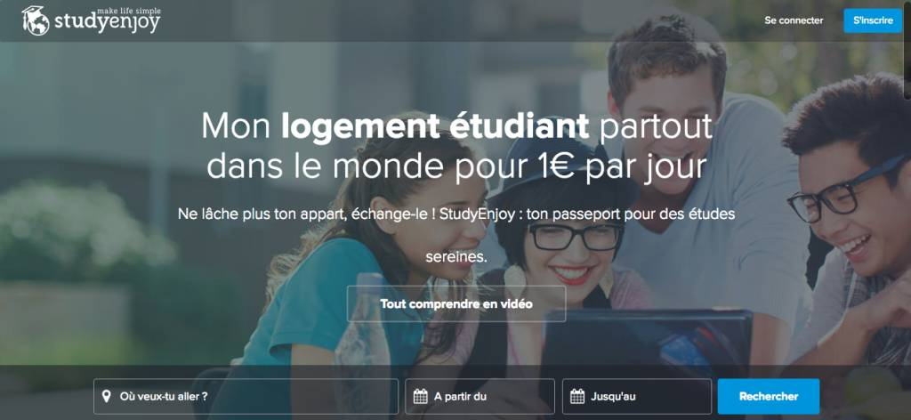 Study Enjoy, logements étudiants