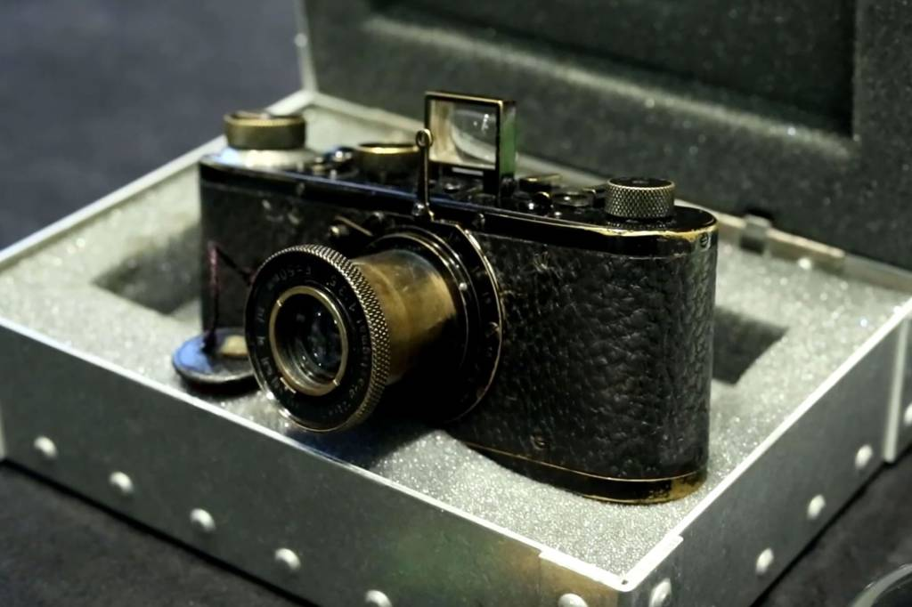 SERIE 0 LEICA AUCTION