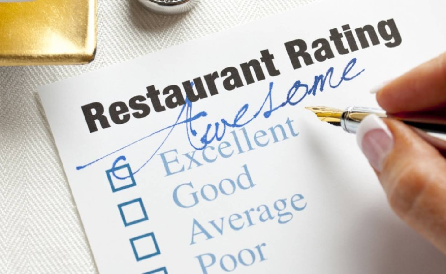 manage your restaurant reviews