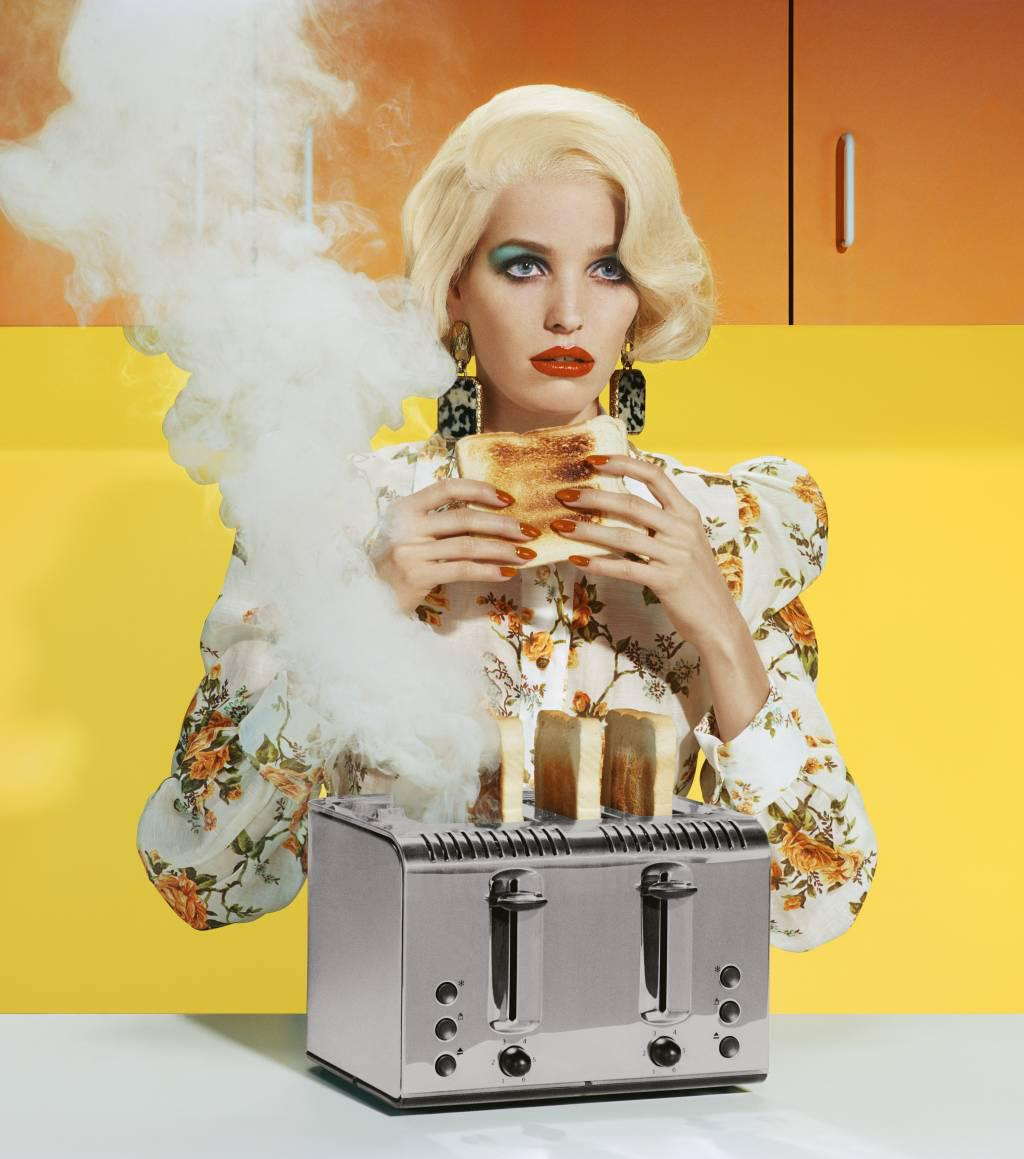Miles Aldridge exhibit 2019
