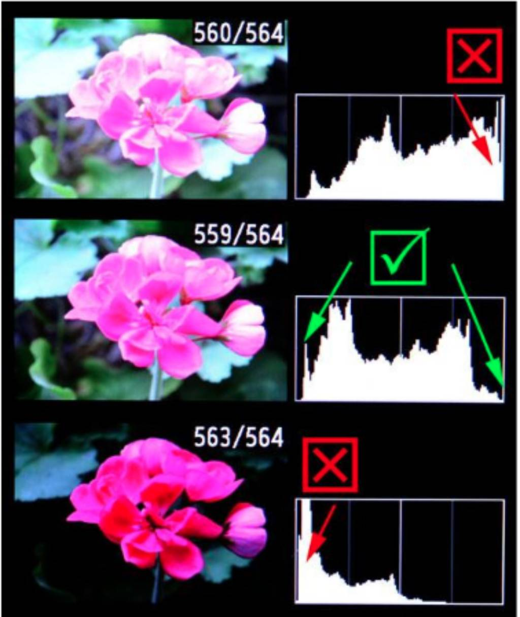 Using histogram for the first time