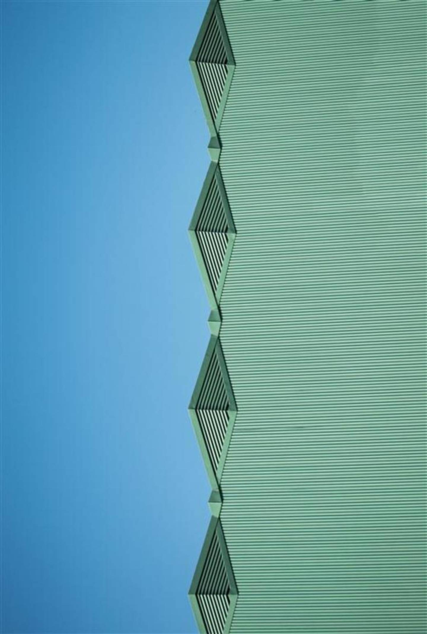 Blue Green Mile Nikola Olic Photo Architecture