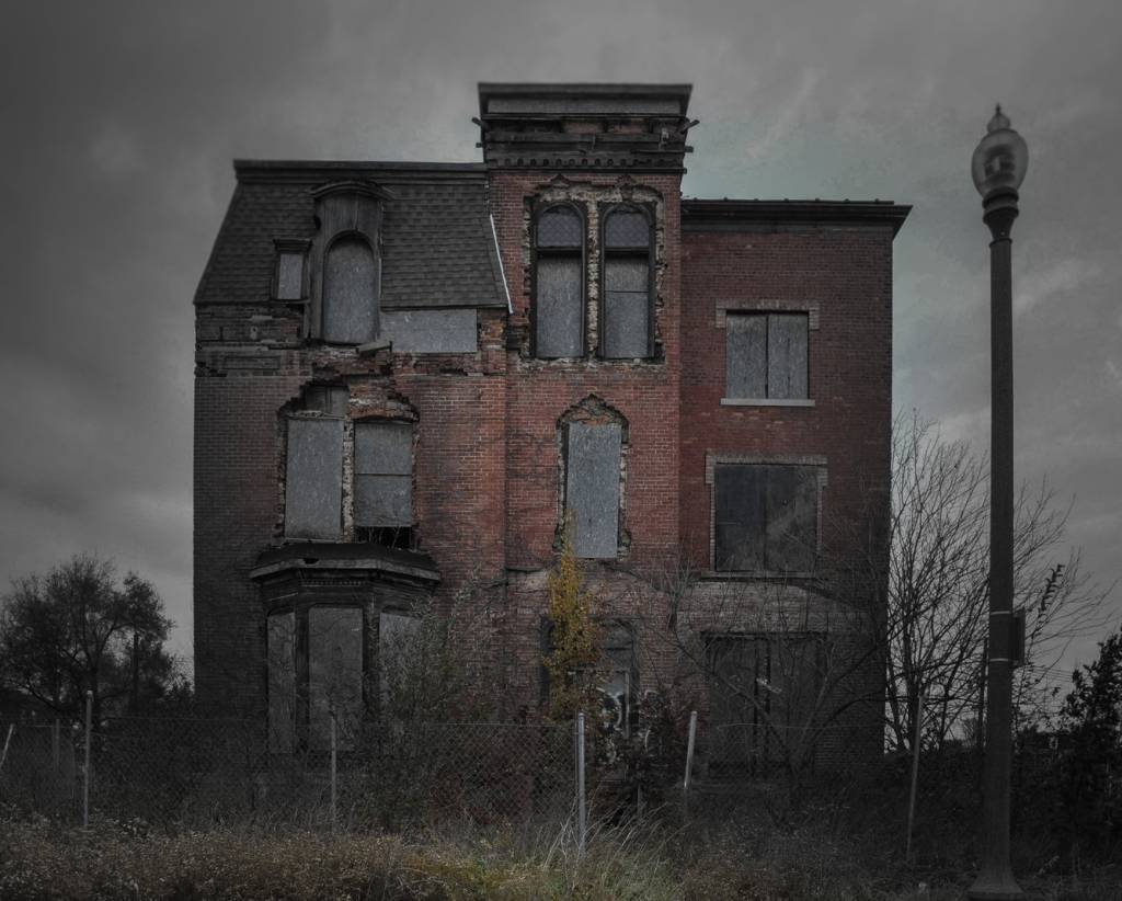 Brush Park Michigan Haunted Brothel