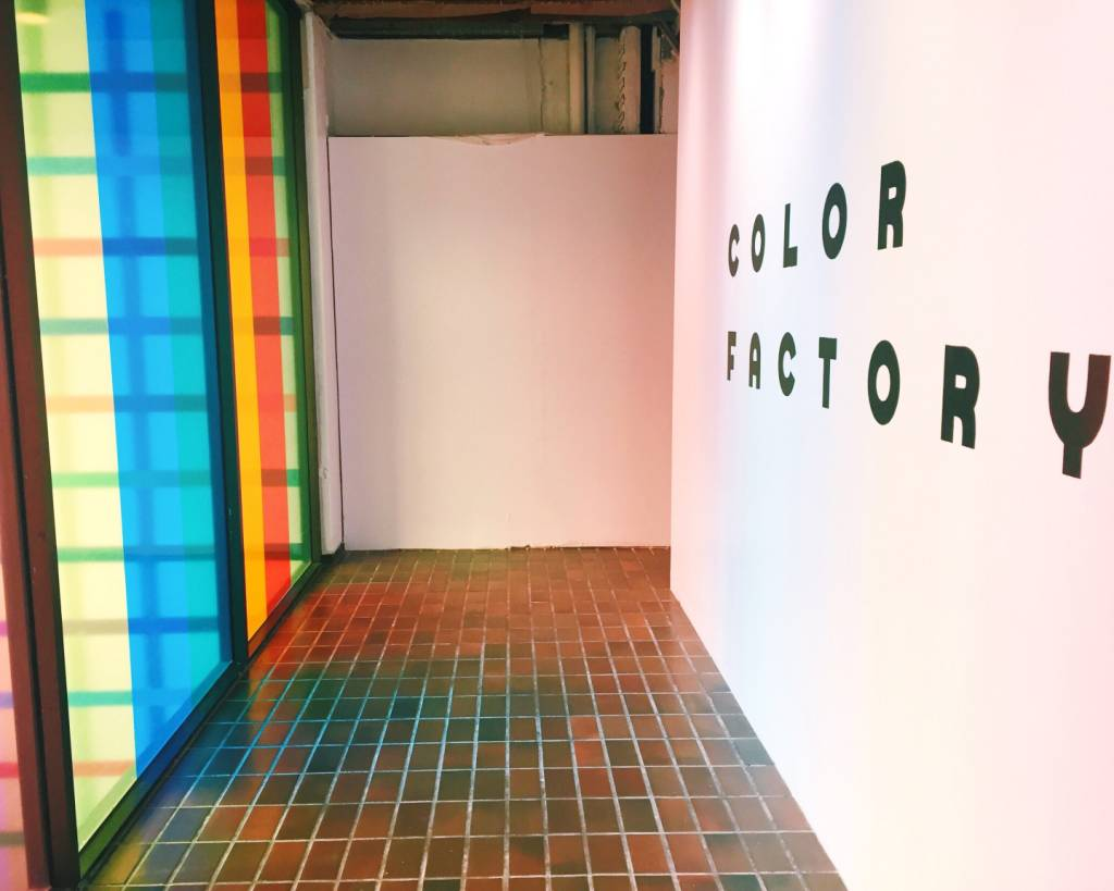 color factory manhattan