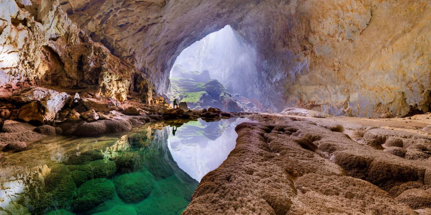 The Son Doong Cave