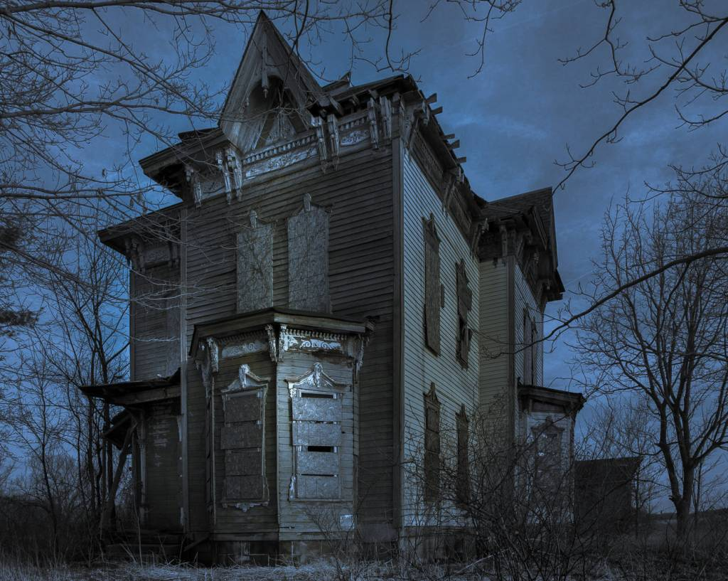 Nova Ohio Haunted House