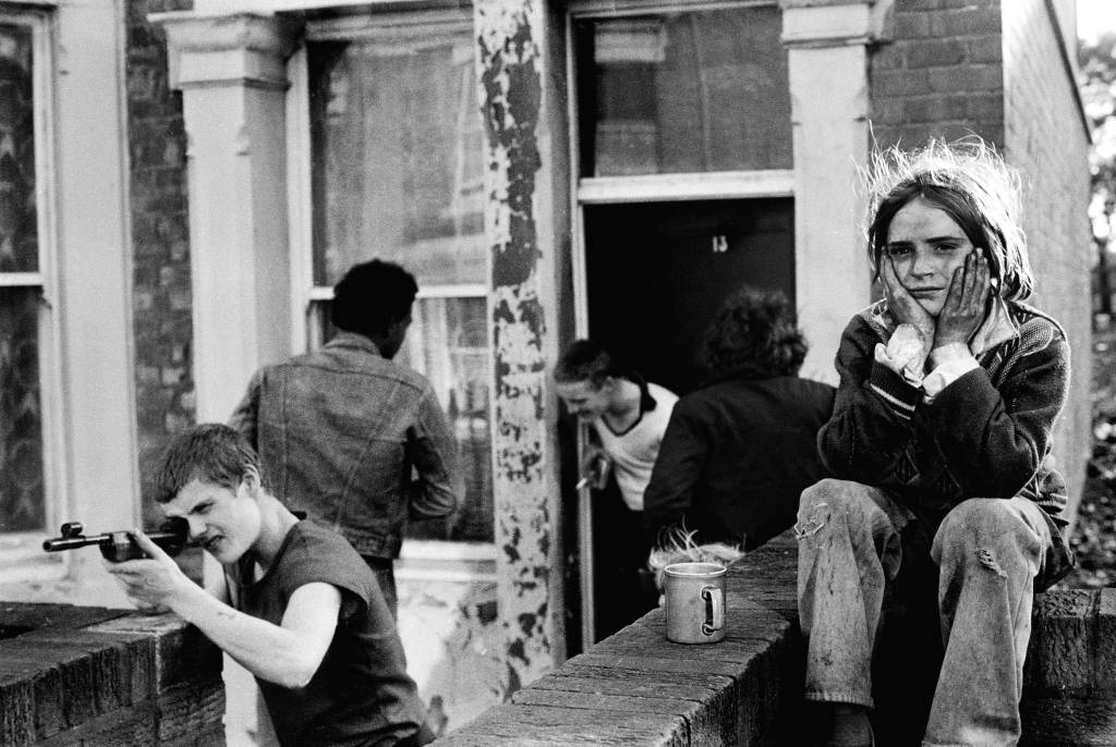 Tish Murtha portrait