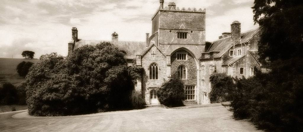 Haunted Abbey Devon Sir Francis Drake