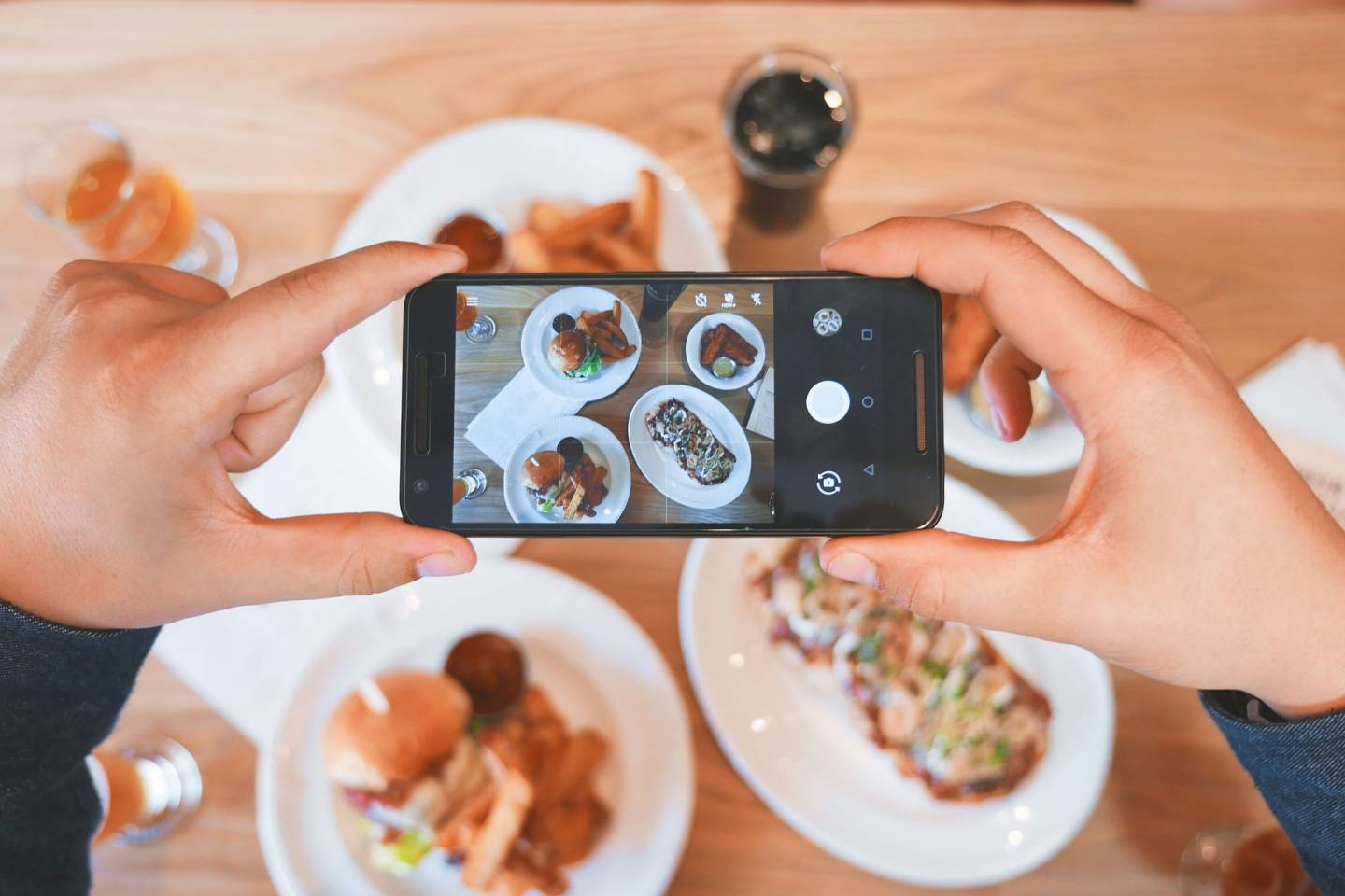 Instagram restaurant strategy