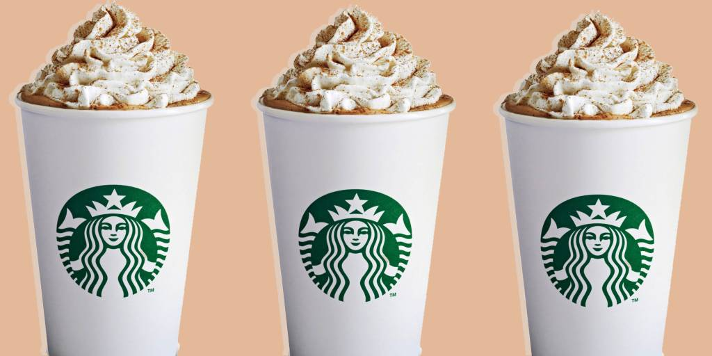 packshot starbucks
