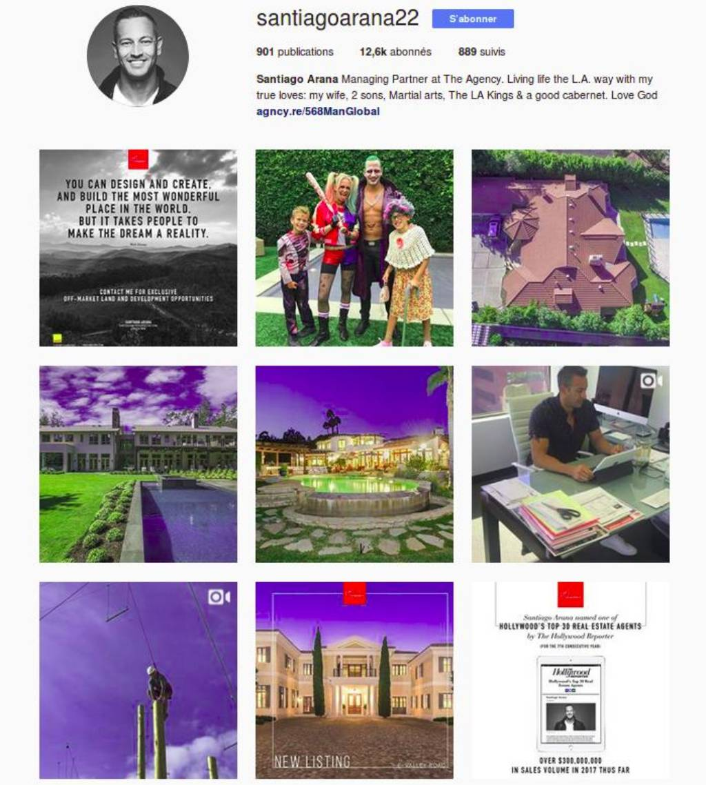 immobilier instagram photographie