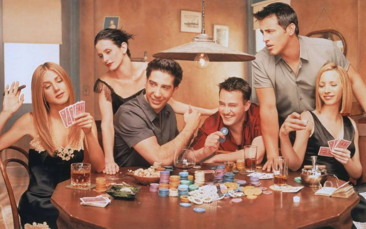 Picture of the Friends Tv Show
