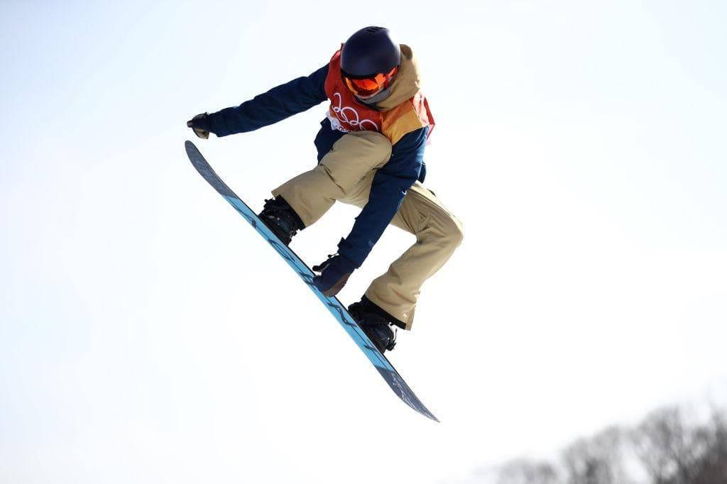 Seppe Smits swnowboard freestyle