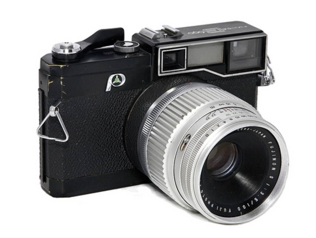 First fujifilm camera